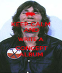 KEEP CALM AND WRITE A CONCEPT ALBUM - Personalised Poster A1 size