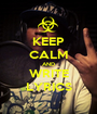 KEEP CALM AND WRITE LYRICS - Personalised Poster A1 size