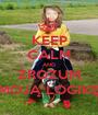 KEEP CALM AND ZROZUM MOJĄ LOGIKĘ - Personalised Poster A1 size