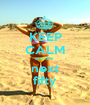 KEEP CALM are the  next fifty - Personalised Poster A1 size