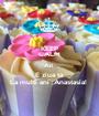 KEEP CALM Azi  E ziua ta  La multi ani ,Anastasia!  - Personalised Poster A1 size