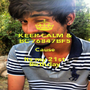 KEEP CALM & BC 76847BF5 Cause Its my 21st Birthday - Personalised Poster A1 size