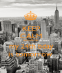 KEEP CALM BECAUSE my 24th bday is tomorrow  - Personalised Poster A1 size