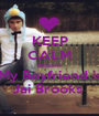 KEEP CALM Becuase My Boyfriend is Jai Brooks  - Personalised Poster A1 size