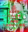 KEEP CALM CA PAGINA ARE 1.000 LIKE - Personalised Poster A1 size