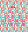 KEEP CALM CAUSE NYAN IS AWESOME - Personalised Poster A1 size