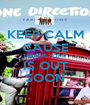 KEEP CALM CAUSE TAKE ME HOME IS OUT SOON - Personalised Poster A1 size