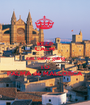 KEEP CALM cos we're going TO PALMA de MALLORCA - Personalised Poster A1 size