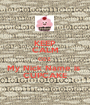 KEEP CALM COZ  My Nick Name is  CUPCAKE - Personalised Poster A1 size