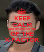 KEEP CALM COZ RYLANS GOING OF THE X-FACTOR - Personalised Poster A1 size