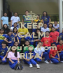KEEP CALM 'cuz you're from RITA  - Personalised Poster A1 size
