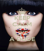 KEEP CALM DO IT LIKE  A DUDE - Personalised Poster A1 size