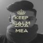 KEEP CALM E ZIUA MEA - Personalised Poster A1 size