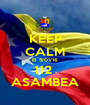 KEEP CALM El 5/01/16 112  ASAMBEA - Personalised Poster A1 size