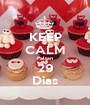 KEEP CALM Faltan 29 Dias - Personalised Poster A1 size