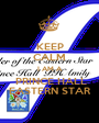 KEEP CALM I AM A  PRINCE HALL EASTERN STAR - Personalised Poster A1 size