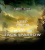KEEP CALM I'M  CAPTAIN JACK SPARROW - Personalised Poster A1 size
