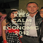 KEEP CALM I`M MISS BOBOC  ECONOMIC  2012 - Personalised Poster A1 size