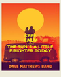 KEEP CALM I THINK THE SUN'S A LITTLE BRIGHTER TODAY - Personalised Poster A1 size