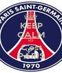 KEEP CALM ICI C'est PARIS - Personalised Poster A1 size
