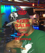 KEEP CALM Imma Born Stunna - Personalised Poster A1 size