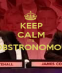 KEEP CALM IT'S LOBSTRONOMOUS  - Personalised Poster A1 size