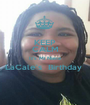 KEEP CALM It's Mi Niece LaCale's  Birthday   - Personalised Poster A1 size