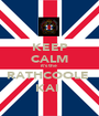 KEEP CALM it's the  RATHCOOLE  KAI  - Personalised Poster A1 size