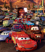 KEEP CALM It's Maikolin's  4th Birthday.! - Personalised Poster A1 size