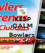 KEEP CALM Its Only  Bowlers  Summer Speacial  - Personalised Poster A1 size