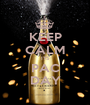 KEEP CALM ITS PAC DAY - Personalised Poster A1 size