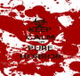KEEP CALM JOIN PURE HORROR - Personalised Poster A1 size