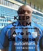 KEEP CALM Jord, Joel and Akinfenwa Are in da house - Personalised Poster A1 size