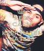 KEEP CALM & KEEP HATEN HATERS - Personalised Poster A1 size