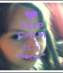 KEEP CALM Lacra It`s Here:* - Personalised Poster A1 size