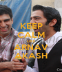 KEEP CALM LIKE ARNAV AKASH - Personalised Poster A1 size