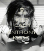 KEEP CALM LOVE  ANTHONY KIEDIS  - Personalised Poster A1 size