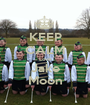 KEEP CALM Love Jake Moon - Personalised Poster A1 size