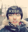 KEEP CALM LOVE MIZUTA KOUKI - Personalised Poster A1 size