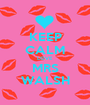 KEEP CALM LOVE MRS WALSH - Personalised Poster A1 size