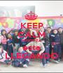 KEEP CALM MENDOZA esta LLEGANDO - Personalised Poster A1 size