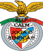 KEEP CALM QUE HOJE  JOGA O BENFICA!!! - Personalised Poster A1 size