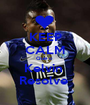 KEEP CALM Que o  Kelvin  Resolve  - Personalised Poster A1 size