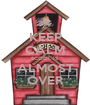 KEEP CALM SCOOL IS ALMOST OVER - Personalised Poster A1 size