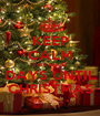KEEP CALM there are 43 DAYS UNTIL CHRISTMAS - Personalised Poster A1 size
