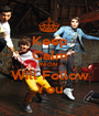 Keep Calm UNION J Will Follow You - Personalised Poster A1 size