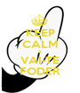 KEEP CALM & VAI-TE FODER - Personalised Poster A1 size