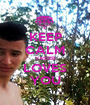 KEEP CALM YASSER LOVES YOU - Personalised Poster A1 size