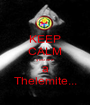 KEEP CALM you are a Thelemite... - Personalised Poster A1 size