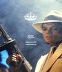 KEEP CALM YOU'VE BEEN HIT BY A SMOOTH CRIMINAL - Personalised Poster A1 size